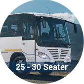 25 - 30 Seater